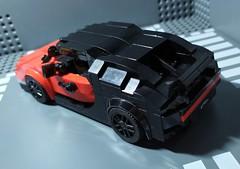 Lego Bugatti Chiron 8 stud wide (3) (Parm Brick) Tags: lego legospeedchampions legobugatti legobugattichiron lego8studwide moc mod afol legocar legosupercar supercar