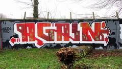 Graffiti in Amsterdam (wojofoto) Tags: amsterdam nederland netherland holland graffiti streetart wojofoto wolfgangjosten 2020 again