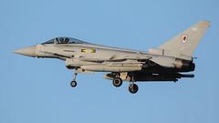 ZK366/366 TYPHOON 11sqn RAF (MANX NORTON) Tags: raf coningsby egxc typhoon eurofighter qra f35 lightning