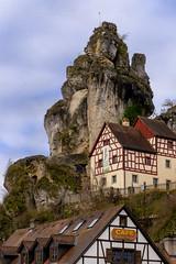 Franconian Swiss (madmattus) Tags: franconianswiss nature franconian oldbuildings rocks landscape landscapephotography landscapelovers landschaft