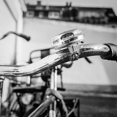 Rrrrrring (chipsmitmayo) Tags: mamiya c330 kodak 400 tx münster fahrrad bike bicycle