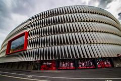 Bilbao0066San Mames (schulzharri) Tags: stadion bilbao athletic spanien spain espana san mames arena football fusball architecture architektur
