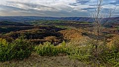 Voir loin… (mifranc91) Tags: 2470 aveyron nikon rouergue z6 ciel contraste landscape lointain nuages paysage vallées