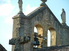 versbourniqueltpz (thierrypotier7) Tags: eglises patrimoine vitrail clochers dordogne aquitaine marie jesus potier thierry