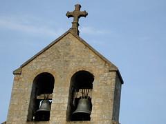 clocherlanquais (thierrypotier7) Tags: eglises patrimoine vitrail clochers dordogne aquitaine marie jesus potier thierry