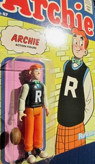 Archibald Archie Andrews Cartoon Character 4313 (Brechtbug) Tags: 2020 archie andrews jughead super7 reaction figures comic book strip new york city nyc january 01152020 movies posters ads ad high school riverdale teen teenage retro cartoon consumer students created 1941