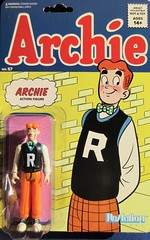 Archibald Archie Andrews Cartoon Character 4302 (Brechtbug) Tags: 2020 archie andrews jughead super7 reaction figures comic book strip new york city nyc january 01152020 movies posters ads ad high school riverdale teen teenage retro cartoon consumer students created 1941