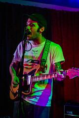 Propersleep (jmcguirephotography) Tags: show concert live band punk poppunk emo indie gainesville florida hardbackcafe canon 7d canon7d 50mm propersleep