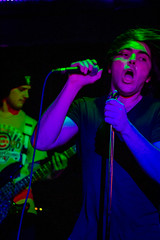 Hey Thanks! (jmcguirephotography) Tags: show concert live band punk poppunk emo indie gainesville florida hardbackcafe canon 7d canon7d 50mm heythanks
