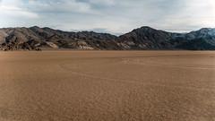 The Racetrack (San Francisco Gal) Tags: racetrack playa sailingstones desert mountain stone deathvalley nationalpark january 2020