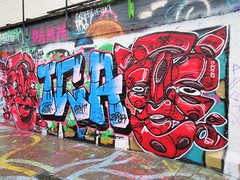 Solid / Werregarenstraatje - 15 jan 2020 (Ferdinand 'Ferre' Feys) Tags: gent ghent gand belgium belgique belgië streetart artdelarue graffitiart graffiti graff urbanart urbanarte arteurbano ferdinandfeysgent ferdinandfeys solid