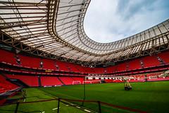 Bilbao0039San Mames (schulzharri) Tags: stadion bilbao athletic spanien spain espana san mames arena football fusball architecture architektur