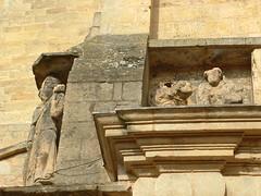 DSCF0544 (thierrypotier7) Tags: eglises patrimoine vitrail clochers dordogne aquitaine marie jesus potier thierry
