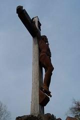 christdepaunataucimetieretpz (thierrypotier7) Tags: eglises patrimoine vitrail clochers dordogne aquitaine marie jesus potier thierry