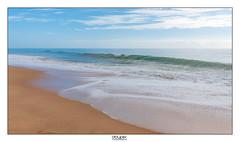 Incoming! (obypix) Tags: algarve nikon travel nikon5500 portugal sigma sigmaartlens vacation beach ocean sea