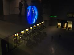 LWL Museum für Kunst und Kultur (frankdorgathen) Tags: building art architecture dark evening abend kunst illumination architektur gebäude münster dunkel lwlmuseum sony1018mm alpha6000 reflection spiegelung