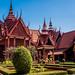 2019 - Cambodia-Avalon-Phnom Penh - 19 - Cambodia National Museum