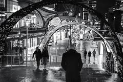 Koopgoot Rotterdam (thijs.coppus) Tags: netherlands niederlande regen rain lights night holland nederland koopgoot rotterdam