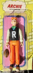 Archibald Archie Andrews Cartoon Character 4321 (Brechtbug) Tags: 2020 archie andrews jughead super7 reaction figures comic book strip new york city nyc january 01152020 movies posters ads ad high school riverdale teen teenage retro cartoon consumer students created 1941