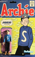 Forsythe Pendleton Jughead Jones III Cartoon Character 4306 (Brechtbug) Tags: 2020 archie andrews jughead super7 reaction figures comic book strip new york city nyc january 01152020 movies posters ads ad high school riverdale teen teenage retro cartoon consumer students created 1941