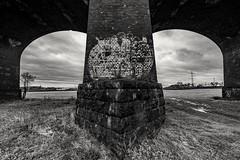 Breaking the Rules (~Mario~) Tags: bridge bridges brücken brücke duisburg rhein ruhrgebiet nrw germany deutschland