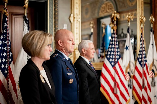 Vice President Pence Participates in a S by The White House, on Flickr