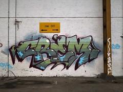 Crem / somewhere - 15 jan 2020 (Ferdinand 'Ferre' Feys) Tags: gent ghent gand belgium belgique belgië streetart artdelarue graffitiart graffiti graff urbanart urbanarte arteurbano ferdinandfeysgent ferdinandfeys