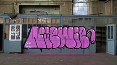 KieWie / somewhere - 15 jan 2020 (Ferdinand 'Ferre' Feys) Tags: gent ghent gand belgium belgique belgië streetart artdelarue graffitiart graffiti graff urbanart urbanarte arteurbano ferdinandfeysgent ferdinandfeys