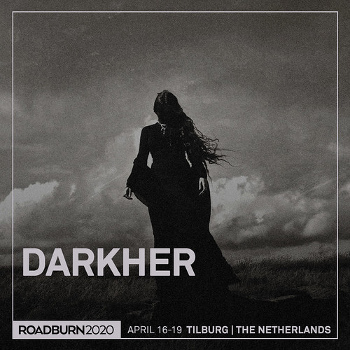 Roadburn-2020_Darkher-1 ©  deepskyobject