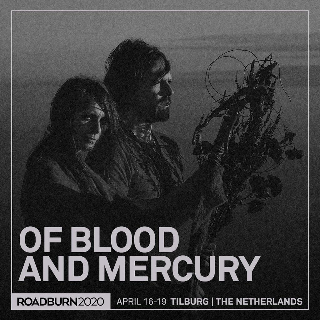 фото: Roadburn-2020_Of-Blood-And-Mercury