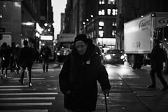D04_2614 (drkotaku) Tags: newyorkcity manhattan photography streetphotography nikon nikond4 nikonafsnikkor2470f28ged bw blackandwhite blackandwhitephotography