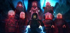 LEGO Star Wars : The Rise of Skywalker - The Dark Side (MGF Customs) Tags: lego star wars the rise skywalker sith dark side emperor sheev palpatine darth sidious plagueis tenebrous count dooku bane nihilus vitiate malgus custom figure minifigure minifig edit fan art exegol