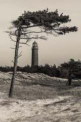 Darßer Ort (volkers100) Tags: darserort deutschland mecklenburgvorpommern prerow germany lighthouse outside daylight balticsea weststrand