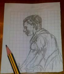 Dibujos rápidos. Small drawings. . . #portrait #drawing #art #draw #painting #retrato #blackandwhite #artist#dibujos #pencildrawing #sketch #flickr #pen  #artlovers #painter#crayon  #artsharing #artstagram #goodmorning #woman #bellezza #beautifulgirl  #ta (egc2607) Tags: blackandwhite sketch disegno retrato instagram tattoo art buongiorno goodmorning artlovers flickr arte bellezza pencildrawing artist painter pen painting artsharing drawing hairstyle beautifulgirl dibujos portrait woman artstagram pencilart crayon buenosdias draw