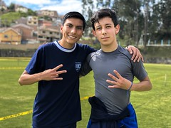 2 person portrait (landon.t.1919) Tags: first lite vive iphonex ecuador portrait