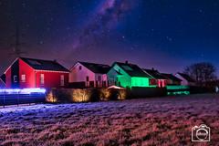 Winter Nacht (DJR-FOTO) Tags: winter color natur nature night canon eos eos90d 90d green lilia purple ice nice stars landscape art home national outside new neu sterne nacht draussen eis