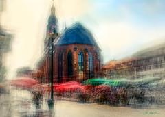 Heidelberg (Dan Makolondra) Tags: heidelberg impressionism multipleexposure