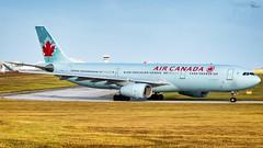 Air Canada   C-GFAH   Airbus A330-343   BGI (Terris Scott Photography) Tags: jet jetliner air canada airbus aircraft airplane aviation plane spotting nikon d850 sigma 100400mm travel barbados takeoff toronto a333 a330 300
