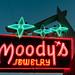 Moody's Jewelry (dangr.dave) Tags: tulsa ok oklahoma downtown historic architecture neon neonsign moodysjewelry