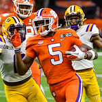 2020 National Championship: LSU 42 Clemson 25