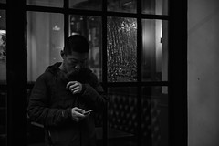 D04_2582 (drkotaku) Tags: newyorkcity manhattan photography streetphotography nikon nikond4 nikonafsnikkor2470f28ged bw blackandwhite blackandwhitephotography