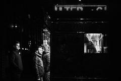 D04_2677 (drkotaku) Tags: newyorkcity manhattan photography streetphotography nikon nikond4 nikonafsnikkor2470f28ged bw blackandwhite blackandwhitephotography