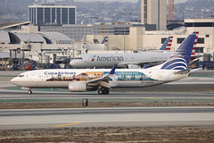 HP-1730CMP, Boeing 737-800, Copa Airways, Los Angeles (ColinParker777) Tags: boeing 737 max airliner airplane plane aircraft aeroplane airlines airways air aviation photography photoshoot many airport usa us united states america apron parked parking canon 5dsr 5ds l lens zoom telephoto pro 738 b737 b738 737800 b737800 copa panama special scheme livery city decal sticker paint klax lax los angeles socal california cm cmp 38141 3988 200400
