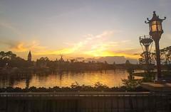 Sunset in Japan #Epcot #Disney #Sunset (jneydson) Tags: sunset disney epcot