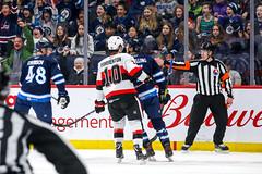Belleville Senators vs Manitoba Moose (manitoba_moose) Tags: ahl winnipeg manitoba canada