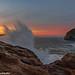 Splash... (Ulrich Burkhalter) Tags: waves capekiwanda 20191123 img45082pedited1