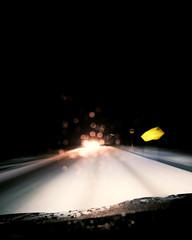 Rippin' around the 'hood (Dan Haug) Tags: greely rippin snowcovered longexposure winter bokeh driving awd subaru snowtires xpro3 xf16mmf14rwr xf16mmf14 fujifilm fujixseries mirrorless