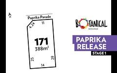 Lot 171, Paprika Parade, Mickleham VIC