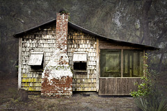 The Carr Cabin (paulgarf53) Tags: carrcabinarchie carr historic cabin florida umatilla conservation nature topaz topazstudio2