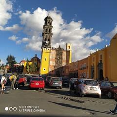Iglesia de San Francisco Puebla MX (wears548) Tags: churches puebla sanfrancisco méxico travel church culture cultura religion iglesia templo xiaomi redmi
